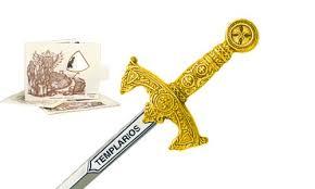 miniature sword and sword letter opener toledo swords desktop