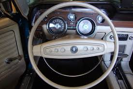 mustang steering wheels 1968 mustang convertible restoration a steering wheel from santa
