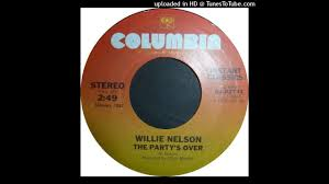 Willie Nelson Backyard Willie Nelson The Party U0027s Over Youtube