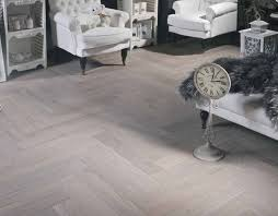 trade choice engineered chene harringbone 14mm x 150mm white