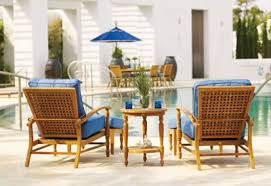 Summer Classics Patio Furniture by Summer Classics Yacht Collection Teak Patio Furniture Watsons