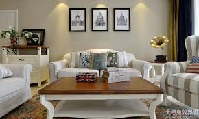 Delighful Living Room Decorating Ideas American Style Colonial - American living room design