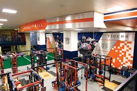 auburn university football weight room advent our projects