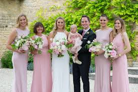 dessy wedding dresses summer wedding at merriscourt with chartres brear bridal gown