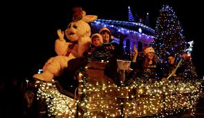 enjoy holiday magic in calaveras with charming small town events