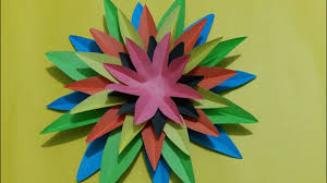 awesome paper crafts flower wall decor ideas diy craft ideas