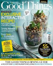 magazines cuisine things magazine luxury food cuisine travel march culinary