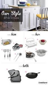 wedding registry for tools his and hers wedding registry style with crate and barrel