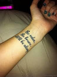 70 wrist tattoos