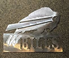 Buffalo Bills Toaster Buffalo Bills Sign Metal Art Football Fans By Metalartdesignz