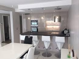 cuisine laquee confortable cuisine laquee cuisine laque brillante gris mohair