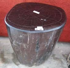 petrified wood end table petrified wood end table medium size of end wood end table modern