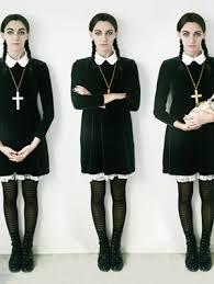 Addams Family Halloween Costume Ideas 15 Diy U002790s Movie Character Halloween Costume Ideas Girls