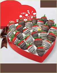 White Chocolate Covered Strawberry Box Dipped Fruit Boxes Chocolate Covered Strawberries Gifts Edible