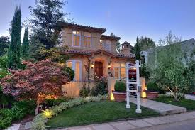 top quality finishes compliment this italian villa style home in