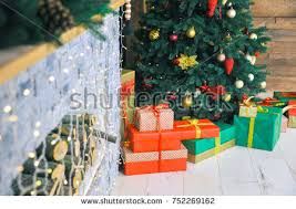happy new year christmas decor christmas stock photo 531720019