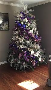 top purple trees decorations celebration