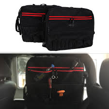 jeep wrangler storage 2x roll bar storage bag luggage for jeep wrangler jk 2 door 2007