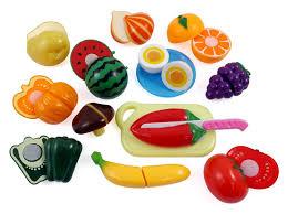 Childrens Kitchen Knives Amazon Com Liberty Imports Kitchen Fun Cutting Fruits