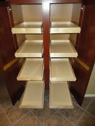 Roll Out Pantry Shelves by Lavido Pull Out Pantry Shelving System With Adjustable Melamine