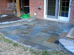 Bluestone For Patio by Rockin Walls How To Pa Blue Stone Spacing