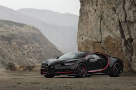 bugatti chiron u0027number one u0027 has a u002766 batmobile vibe
