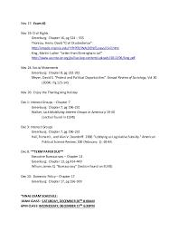 gvpt 170 fall 2014 syllabus revised