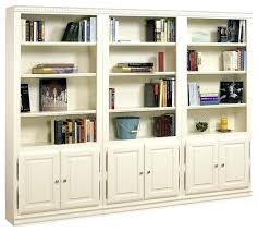 tall white bookcase with doors white bookshelf with doors letsreach co