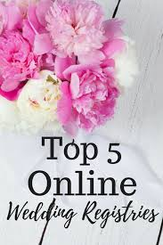 wedding registeries 5 online wedding registries that you will an alli event