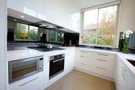 White Contemporary Kitchen Ideas Contemporary Kitchens Ideas U2014 Desjar Interior