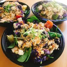 colibri cuisine grilled chicken tropical salad healthy bites by colibri cuisine