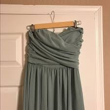 63 off lulu u0027s dresses u0026 skirts moonlight serenade sage green