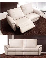 Loveseat Recliners Furniture Cool Cream Fabric Recliner Loveseat Decor For Your