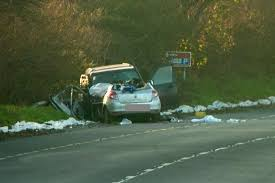 brother and sister killed in horror two car crash in wexford