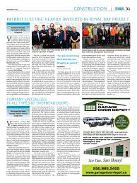 Peninsula Overhead Doors by Business Examiner Victoria November 2016 By Business Examiner