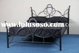 bed frame metal toddler bed frame aohxs metal toddler bed frame