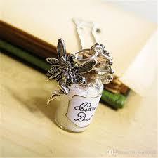 silver bottle necklace images Wholesale pixie dust glass bottle necklace glass vial pendant jpg