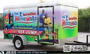 Moonwalks Houston L And L Incredible Moonwalks U2013 Moonwalk Wrap U2013 Zebra Wrap