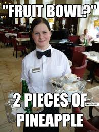 Funny Waitress Memes - foreign waitress memes quickmeme