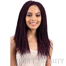 model model crochet hair large box braid 14 inch model model glance synthetic braid