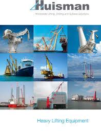 marine u0026 offshore cranes huisman pdf catalogues