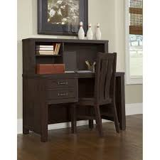 Espresso Desk With Hutch Desk Sets U0026 Office Waste Baskets Office Accessories On Sale From
