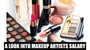 makeup courses nyc a look into salary how much the average makeup artist makes