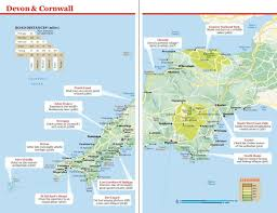 Cornwall England Map by Lonely Planet Devon U0026 Cornwall Travel Guide Lonely Planet