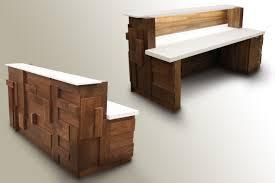 Unique Reception Desk Furniture Images For U003e Unique Reception Desks Astonishing Unique