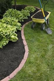 Easy Backyard Landscape Ideas 25 Trending Inexpensive Landscaping Ideas On Pinterest Yard