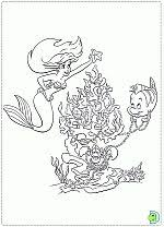 mermaid childrens u0027 coloring pages ariel