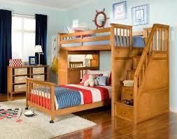 bunk bed with stairs and desk elegant snapshot sierra spacesaver