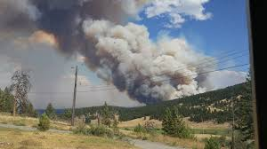 Wildfire Bc Clinton by Fire On Knox Mtn Wildfire At Naramata And Round 2 Against