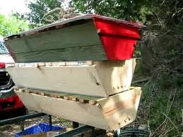 How To Build Top Bar Hive Building Your Top Bar Hive Learning Beekeeping Youtube